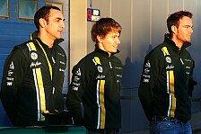 Formel 1 - Eine Entscheidung f�r die Zukunft: Caterham plant langfristig mit Fahrern