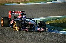 Formel 1 - Auf leerem Blatt Papier begonnen: Key: STR8 keine Evolution