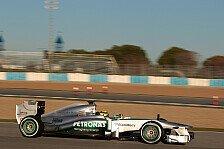 Formel 1 - Problemchen Teil des Spiels: Rosberg sieht gro�e Fortschritte