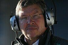 Formel 1 - Viel Verantwortung - viele Spezialisten: Mercedes: Struktur der Technik-Abteilung