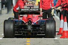 Formel 1 - Gespr�che mit Razia: Marussia: Fahrerentscheidung bis Freitag?