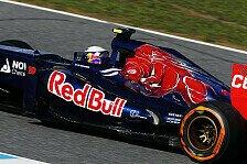 Formel 1 - Glaube & Wille vs. Ressourcen: Toro Rosso: Platz sechs ist das Ziel