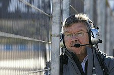 Formel 1 - Alles unter Kontrolle: Ger�cht: Muss Brawn bei Mercedes gehen?