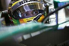 Formel 1 - Bilder: Pr�sentation Mercedes AMG F1 W04