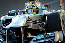 Formel 1 - Titel nicht auf der Agenda: Rosberg: Fortschritt, egal wie