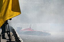 Endlich: FIA stellt Regeln unter doppelt Gelb klar