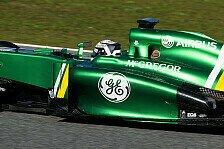 Formel 1 - Das R�tsel um den Auspuff: Neuer Caterham illegal?