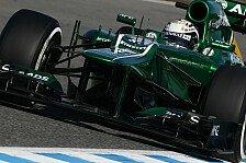 Formel 1 - Ein Traum geht in Erf�llung: Van der Garde fiebert F1-Premiere entgegen