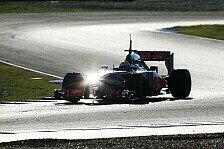 Formel 1 - Wirklich keine langsame Runde: Konkurrenz von Button-Bestzeit beeindruckt