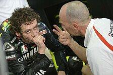MotoGP - Rossi gesteht Selbstzweifel