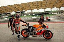 MotoGP - Marquez und Rossi hui, Ducati eher pfui: Die Erkenntnisse des Sepang-Tests