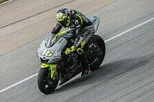 MotoGP - Rossis Feuer nicht erloschen