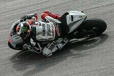 MotoGP - Zweiter positiver Tag bei Yamaha