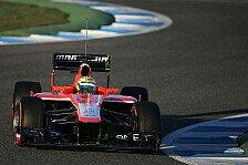 Formel 1 - Harte Zeiten: Razia: 1. Bilanz nach Marussia-Premiere