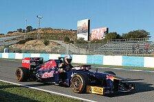Formel 1 - Keys Schl�ssel: Ein wei�es Blatt Papier: Toro Rosso: Hausaufgaben gut gemacht?