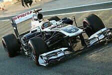 Formel 1 - Daten sammeln & Reifen testen: Maldonado: Test im alten Auto kein Problem
