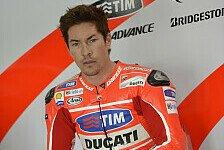 MotoGP - Hayden: Da m�ssen wir jetzt durch: Ernste Mienen bei Ducati