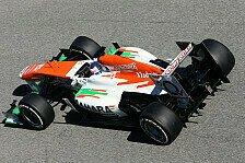 Formel 1 - Keine weiteren Auswirkungen: Di Resta genie�t Rolle als Alleinunterhalter