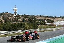 Formel 1 - Hackordnung wird durchgemischt: Lotus: 2014er-Regeln sind ein Tsunami