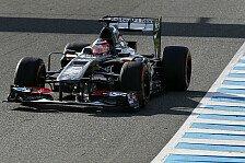 Formel 1 - Schnell und clever: Morris voll des Lobes �ber H�lkenberg