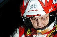 WRC - Voll mit positiver Energie: Hirvonen: Ich kann gewinnen