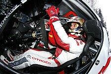 WTCC - Loeb testet erstmals für Citroen