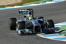 Formel 1 - Gut Ding will Weile haben: Der neue Mercedes-Fl�gel