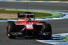 Formel 1 - Geld notwendige, Talent hinreichende Bedingung: F�r Chilton z�hlt noch immer das Talent