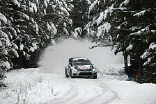 WRC - Werden die Letzten die Ersten sein?: Ogier w�hlt 17. Startplatz