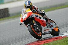 MotoGP - Pedrosa fängt an, wo er aufgehört hat