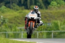 MotoGP - Lorenzo: Nichts Besonderes
