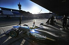 Formel 1 - Power is King: Erkl�rt: Die neuen V6-Turbo-Motoren