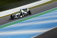 Formel 1 - Bilder: Jerez - Donnerstag
