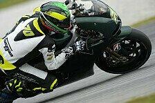 MotoGP - Freude auf erste MotoGP-Saison: Laverty hat noch viel zu tun