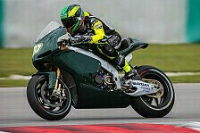 MotoGP - Prototypen verblasen CRTs: Laverty vom R�ckstand �berrascht