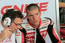 MotoGP - Spies wird nie wieder Rennen fahren