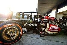 Formel 1 - Gedanken an das Test-Drama: James Allison