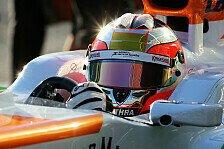 Formel 1 - Sutil f�r Chance dankbar: Force India: Test kein Shoot-Out