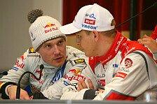 WRC - Im Herzen immer ein Ford-Pilot: Latvala: Hirvonen bei M-Sport wieder stark