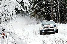 WRC - Schnell in Schnee und Eis: Video - Volkswagen entdeckt Schweden