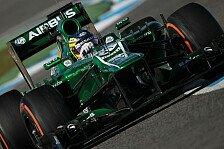 Formel 1 - Fahrer sind ein Element von vielen: Abiteboul: Caterham Meister der Effizienz