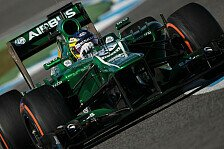 Formel 1 - Abiteboul: Caterham Meister der Effizienz