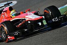 Formel 1 - Chilton nicht nur sportlich die Nummer 1: Was steckt hinter dem Test-Aus von Razia?