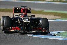 Formel 1 - Kann nichts versprechen: R�ikk�nen: Teamkenntnis als Vorteil