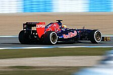 Formel 1 - Crash Tests: done!: Toro Rosso besteht Crash-Test