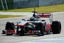 Formel 1 - Auf dem h�chsten Level: McLaren erh�lt Umwelt-Preis