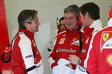 Formel 1 - Genau da, wo wir sein wollen: Fry: Kein fehlerhaftes Auto