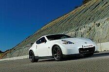 Auto - Der ultimative Z: Nissan 370Z: Jetzt mit NISMO-Power!