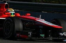 Formel 1 - Bianchi macht einen guten Job: Razia: Chilton nicht reif f�r die Formel 1