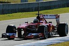 Formel 1 - Dramatische Unterschiede zwischen den Autos: Ferrari: 2014 M�glichkeiten f�r Fehler gewaltig